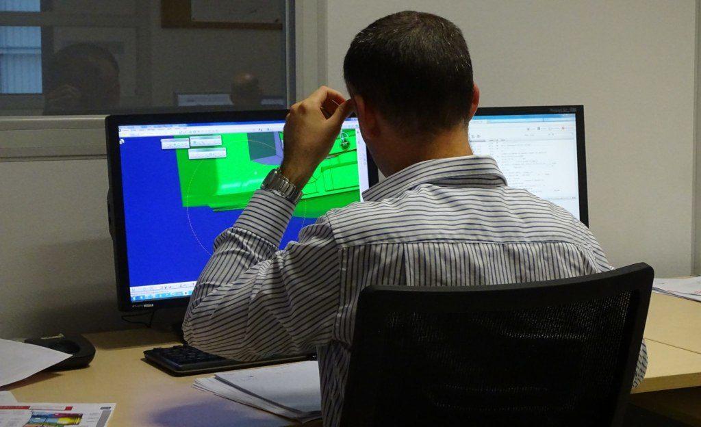 Dessinateur projeteur, modélisation 3D, bureau d'études mécaniques
